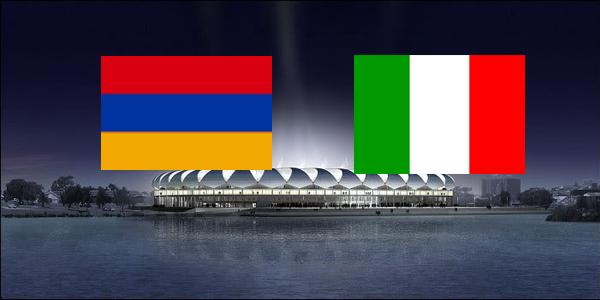 مشاهدة مباراة ايطاليا وارمينيا بث مباشر بتاريخ 05-09-2019 التصفيات المؤهلة ليورو 2020