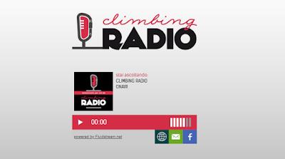 LA WEB RADIO DEDICATA ALL'ARRAMPICATA E ALL'ALPINISMO