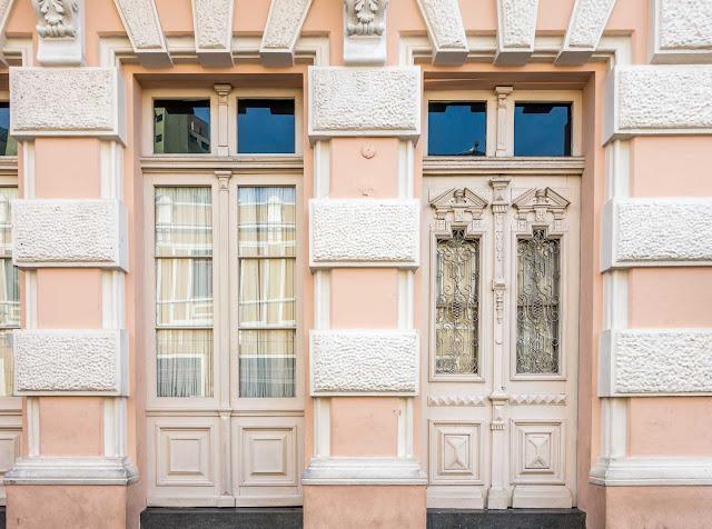 Portas da Casa Hoffmann