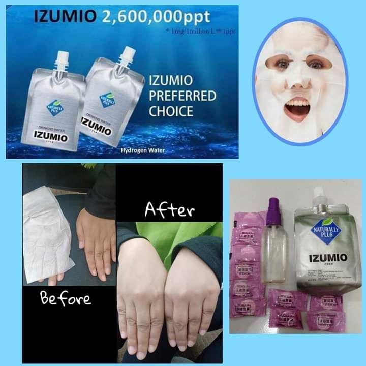 Manfaat Izumio Untuk Kulit