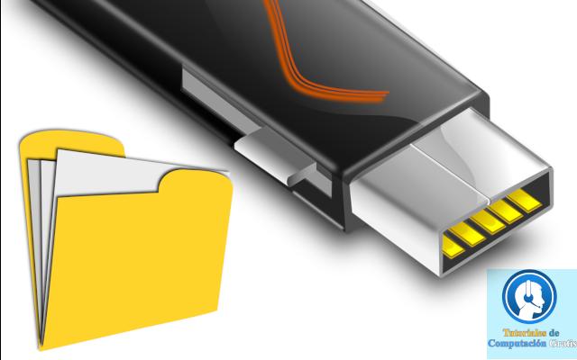 Como ver carpetas ocultas en USB a Causa de Virus.