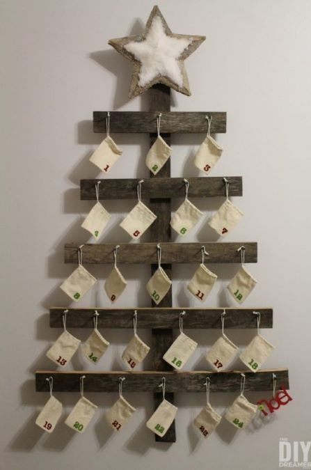This reusable Advent is a great addition to any family tradition