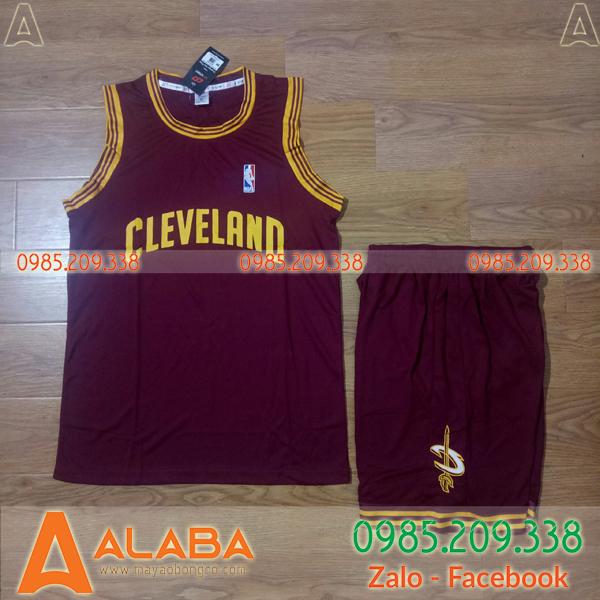 Áo bóng rổ in nhiệt chất lượng cao