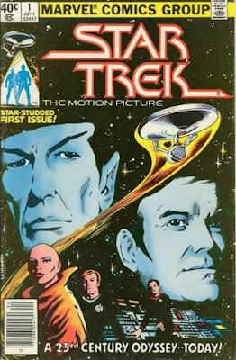 Marvel Comics Star Trek #1