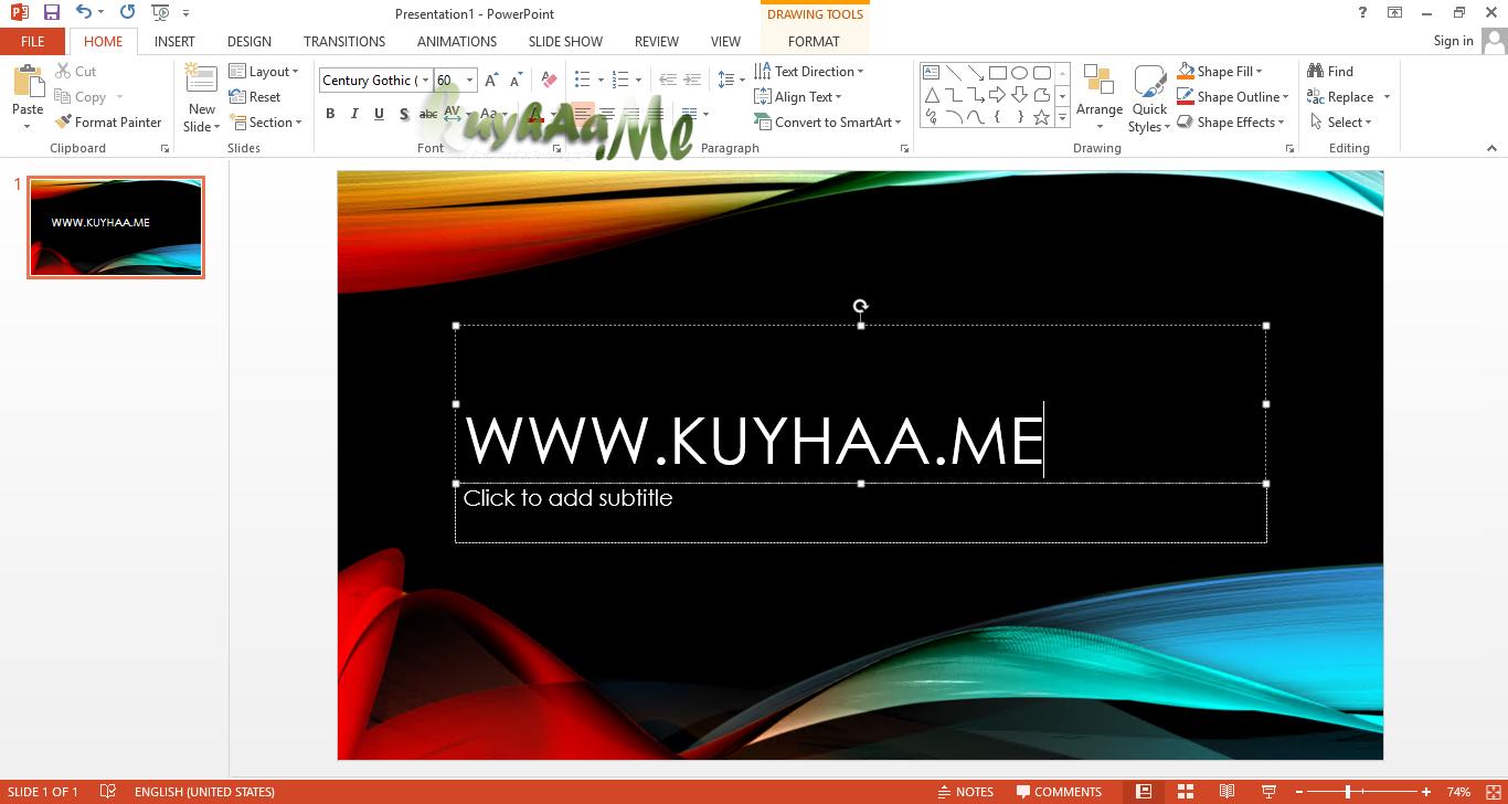 Microsoft Office 2013 Pro Plus Incl Visio & Project Pro