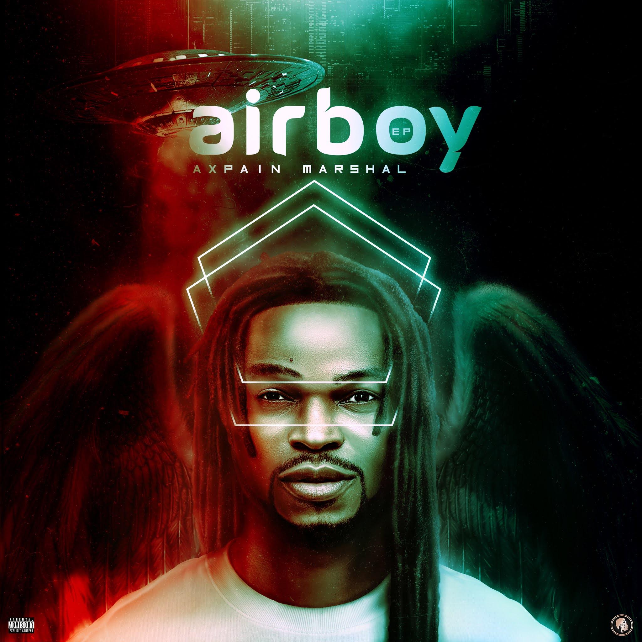 Axpain Marshal - Air Boy [EP]