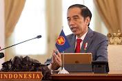 Jokowi Perintahkan Menteri Fokus Selesaikan Krisis