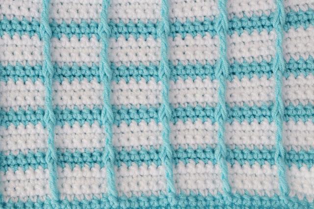 1 - Crochet Imagen Puntada para abrigos y jerseis por Majovel Crochet