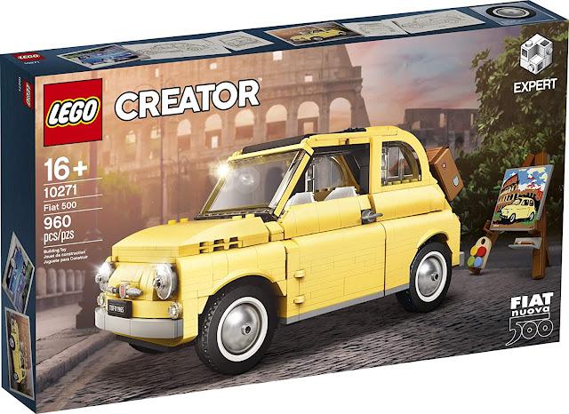 Lego Toy car