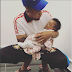 Tekno shares adorable new photo with his baby daughter Skye