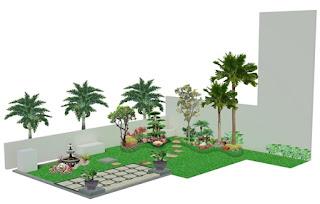 Desain Taman Surabaya - tukngtamansurabaya 70