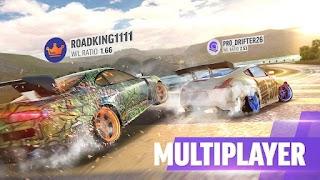 Drift Max Pro v 2.4.21 MOD APK (Free Shopping)