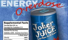 energy drinks, get rid of belly fat