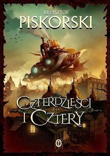 """Krzysztof Piskorski """"Czterdzieści i cztery"""""""