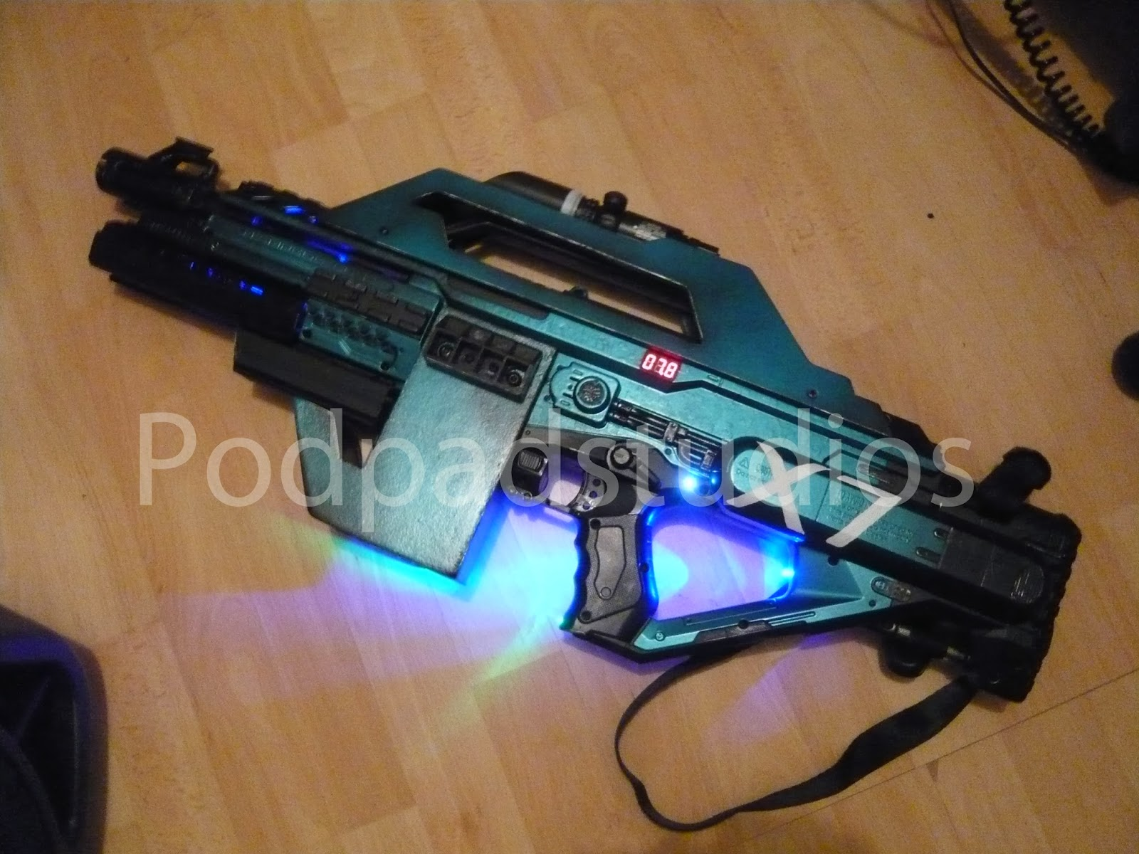 Stargate Waffen