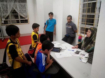 Dahulu Home Tuition, Kini Pusat Tuisyen Putrajaya