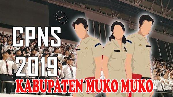 FORMASI CPNS 2019 KABUPATEN MUKO MUKO