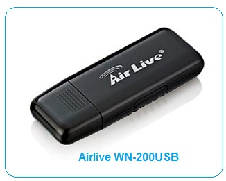 AIRLIVE WT-2000USB DRIVERS UPDATE