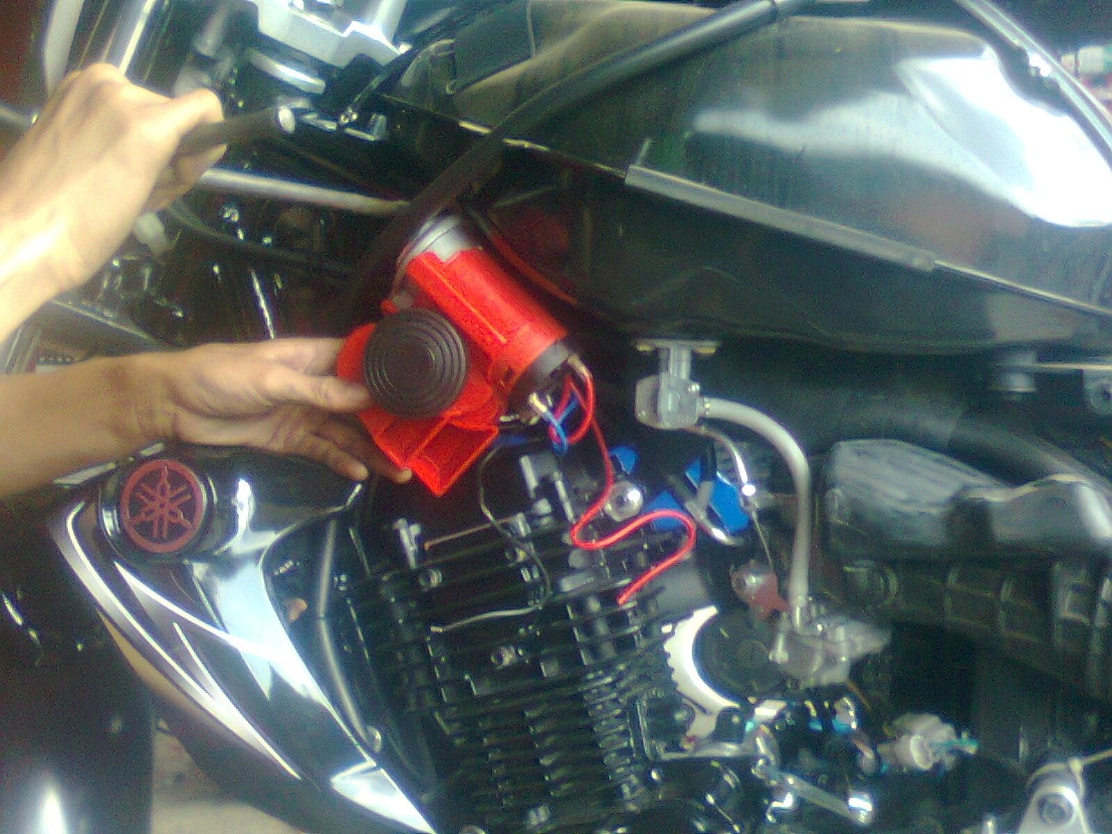 Wiring Diagram Relay Klakson Motor