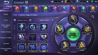 Hero Baru Kadita (Nyi Roro Kidul) Build Prep Gear Item Mobile Legends