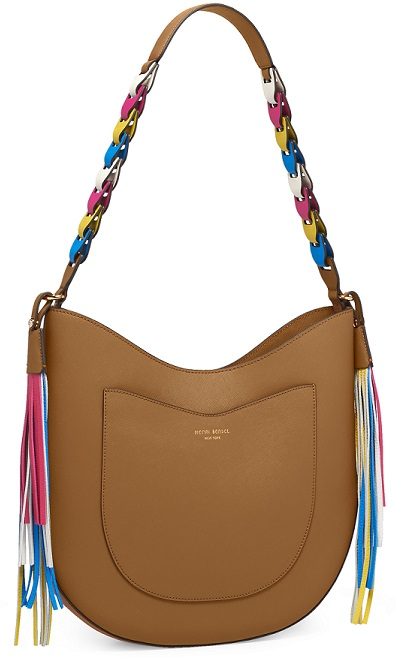 Henri Bendel W57th Tassel Hobo