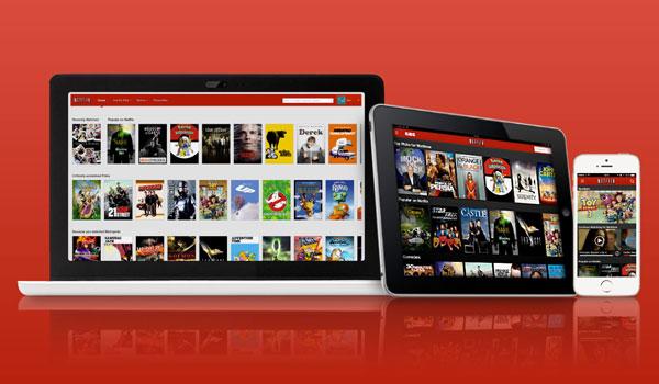 Netflix - filme online