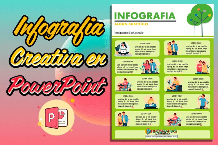 Como hacer una Infografía Creativa En PowerPoint