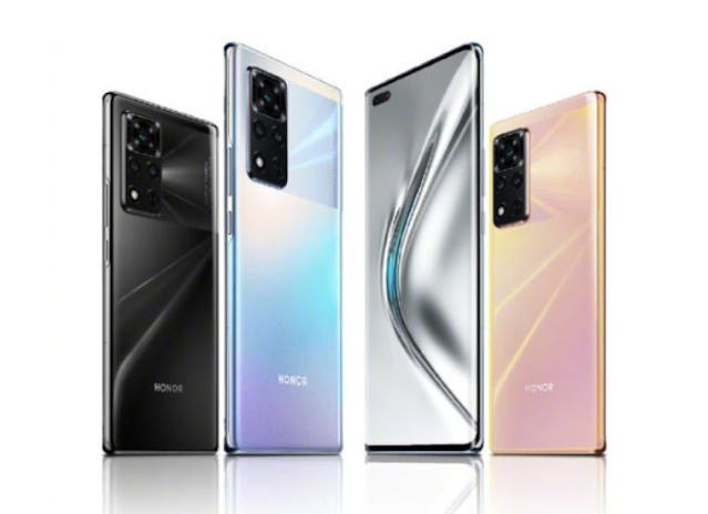 Renders of Honor V40 Smartphone
