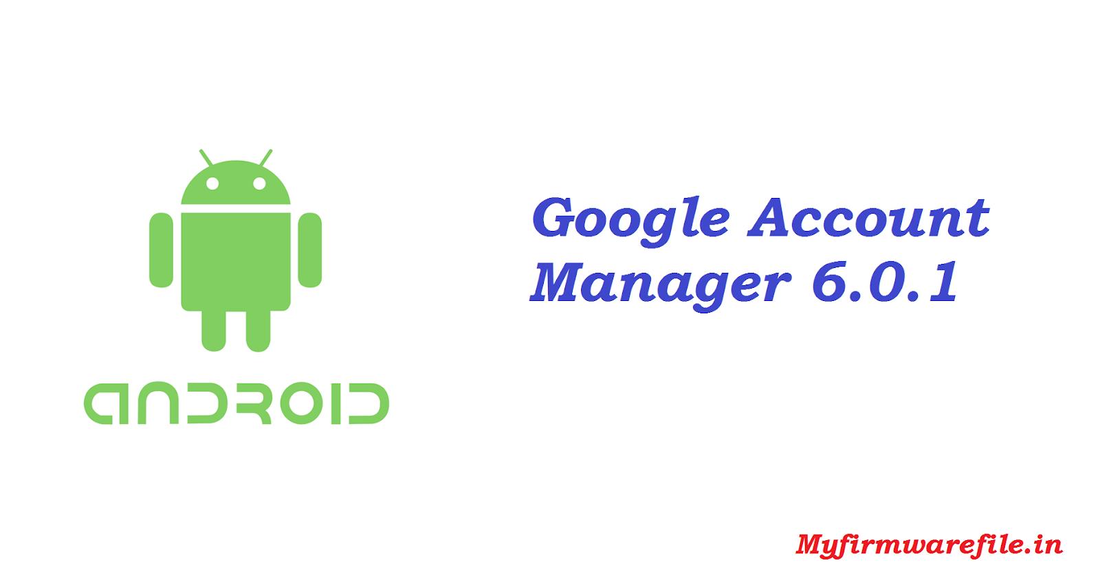 google account manager 6 apk