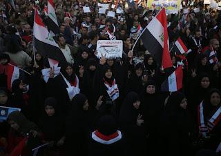 Iran Diduga Jadi Dalang Serangan di Pangkalan Irak