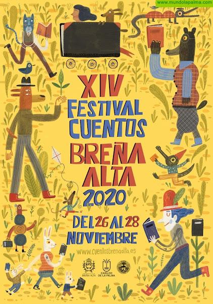El Ayuntamiento de Breña Alta celebra la XIV edición del 'Festival de Cuentos' con un programa integrador y participativo