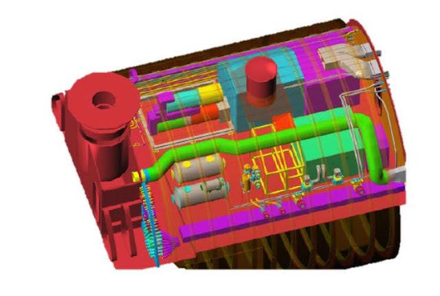 Vista 3D instalación AIP en el S-80