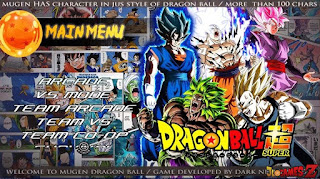 Dragon ball Super Mugen V4 - [DirectX]+DOWNLOAD 2020