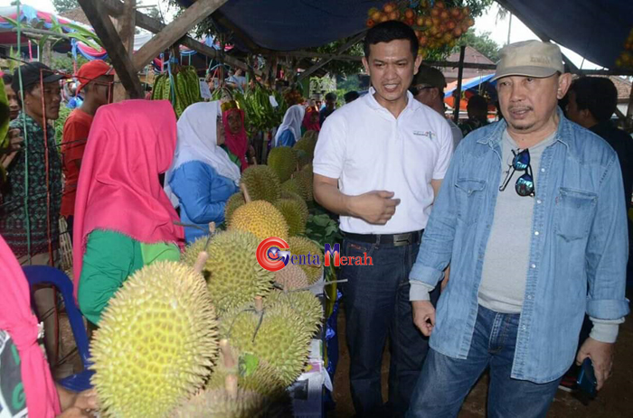Kali Kedua Gelar Festival Durian, Desa Gununggijul Perkenalkan 24 Varian Rasa