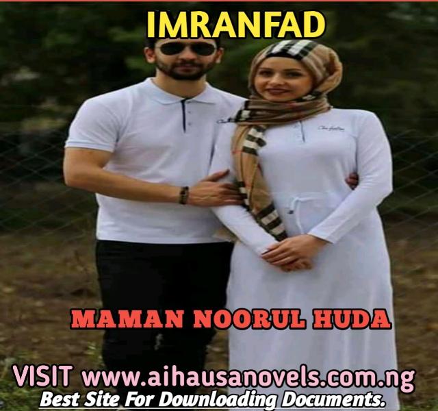 IMRANFAD Hausa Novel By Maman Noorul Huda