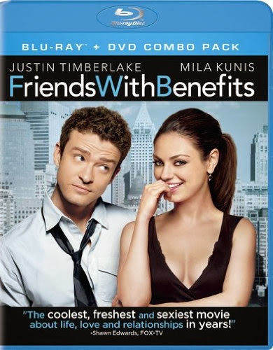 Friends with Benefits 2011 BluRay 480p 300mb ESub MP4