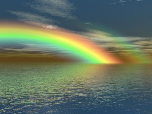 Resultado de imagem para arco-iris