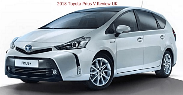 2018 Toyota Prius V Review Uk