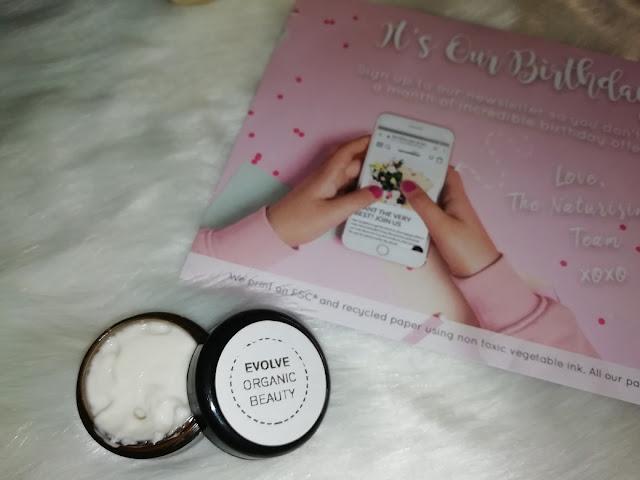 Evolve face cream