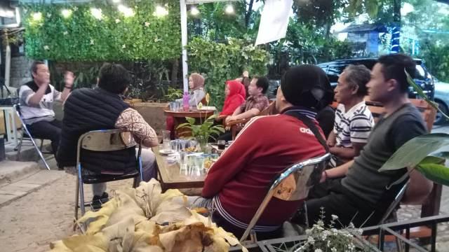 Pelatihan Siaran Radio RKSB Maja FM 107,8 FM Bandung