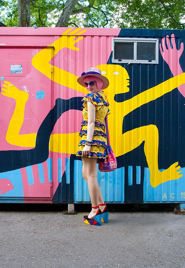Mama Tierra, wayuu art, blogger