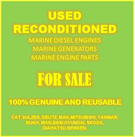 Marine Engines, Traders, Reconditioned, Used, Service providers