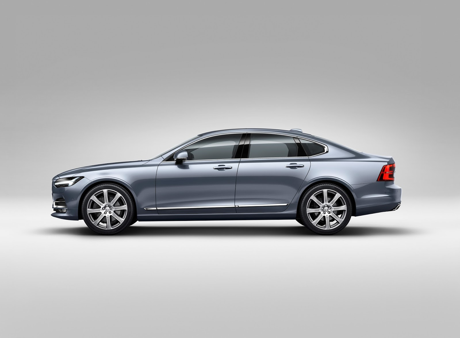 170085 Profile Volvo S90 Mussel Blue Το νέο Volvo S90 έρχεται και βάζει φωτιά στον ανταγωνισμό premium sedan, Volvo, Volvo Cars, Volvo S90