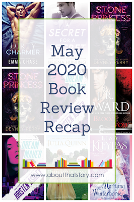 May 2020 Book Review Recap | About That Story