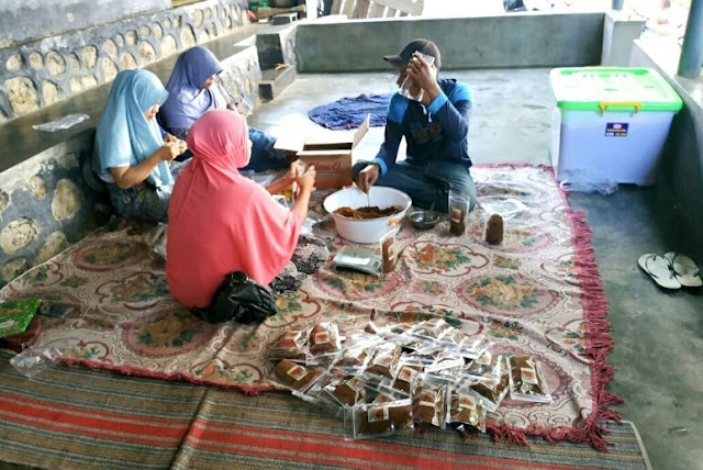 Mulai bangkit, kuliner Desa Jango Loteng tembus pasar luar daerah