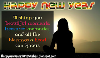 Happy New Year 2019 Quotes In English