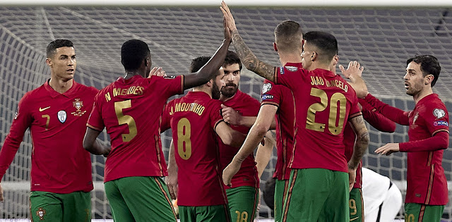 Portugal vs Azerbaijan Highlights