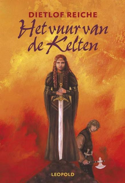 Op de boekenplank: Het vuur van de Kelten