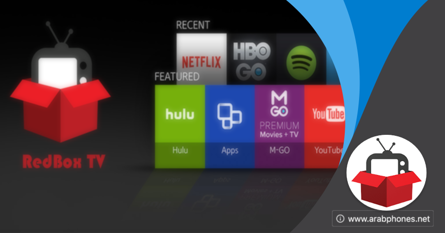 Download Redbox apk to watch live TV on android