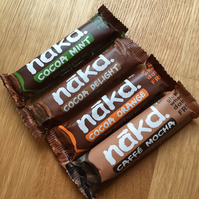 Nakd Bar Review